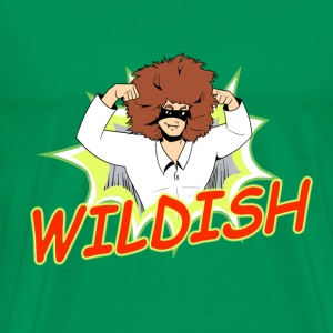 Wildish - Men's Premium T-Shirt
