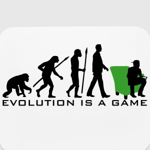 evolution_of_man_pc_console_gamer03_3c Other - Mouse pad Horizontal