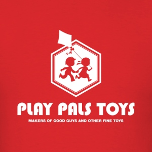 Play Pals Toys - Men's T-Shirt