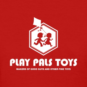 Play Pals Toys - Women's T-Shirt