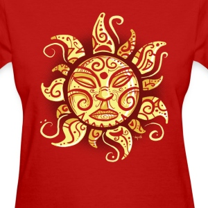 sun god Women's T-Shirts - Women's T-Shirt