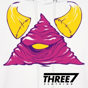 three7 Stinky Pinky - Men's Hoodie