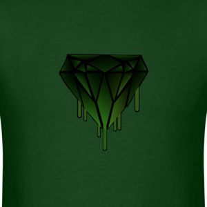Dripping Diamond Kryptonite - Men's T-Shirt