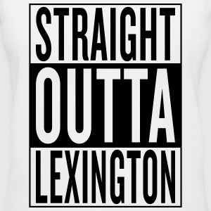 Lexington Women's T-Shirts - Women's V-Neck T-Shirt