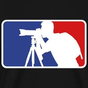 photography league T-Shirts - Men's Premium T-Shirt