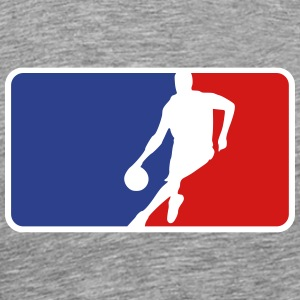 basketball league T-Shirts - Men's Premium T-Shirt