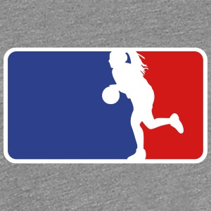 basketball league Women's T-Shirts - Women's Premium T-Shirt