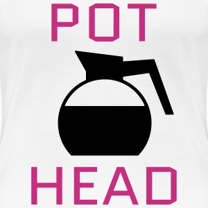 Pot Head Women's T-Shirts - Women's Premium T-Shirt