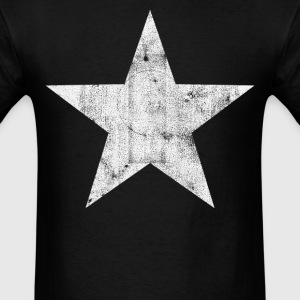 White Star T-Shirts - Men's T-Shirt
