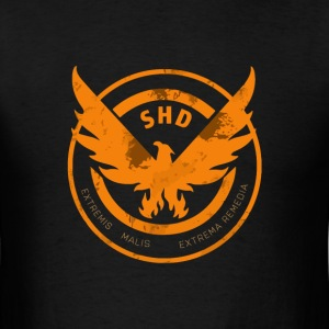 SHD Logo - Men's T-Shirt