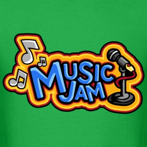 Music Jam - Men's T-Shirt