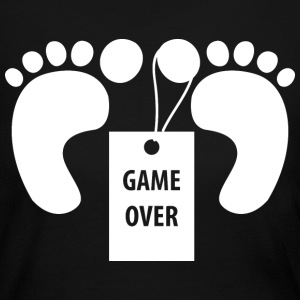 Game over Long Sleeve Shirts - Women's Long Sleeve Jersey T-Shirt