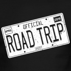 Road Trip 2016 Shirts T-Shirts - Men's Ringer T-Shirt