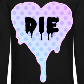 Design ~ Die Heart Crewneck