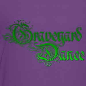 Purple Graveyard Dance - Kids' Premium T-Shirt
