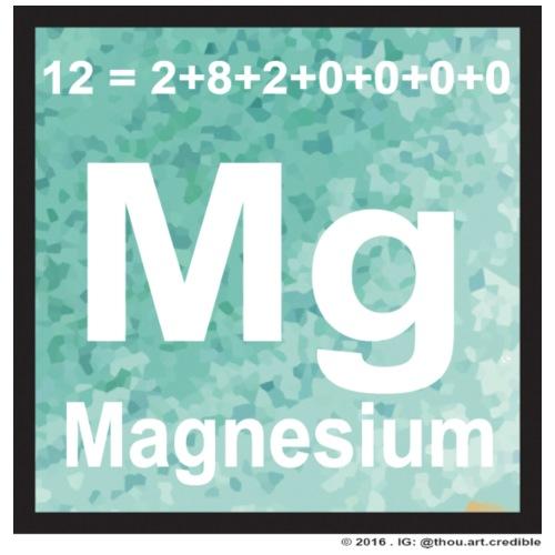 magnesium in color