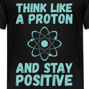 Think Like A Proton Kids' Shirts - Kids' Premium T-Shirt