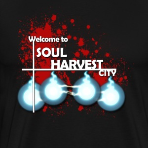 Soul Harvest City 2 - Men's Premium T-Shirt