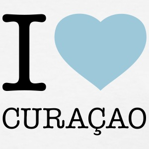I LOVE CURAÇAO - Women's T-Shirt