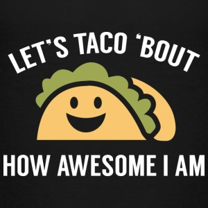 Let's Taco 'Bout - Kids' Premium T-Shirt