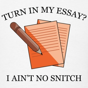 My turn essay
