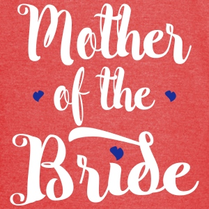 Mother of the Bride T-Shirts - Vintage Sport T-Shirt