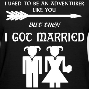 Marriage - Women's T-Shirt