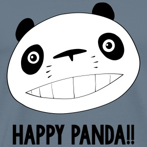 Happy Panda - Men's Premium T-Shirt