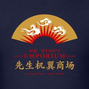 Mr. Wing's Emporium - Men's T-Shirt