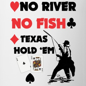 No River No Fish - Coffee/Tea Mug