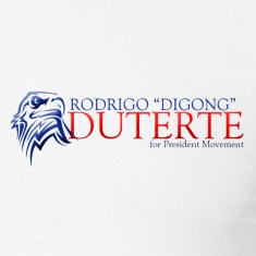 Duterte for President 1 T-Shirts