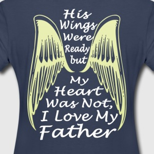 I Love My Father - Women's Premium T-Shirt