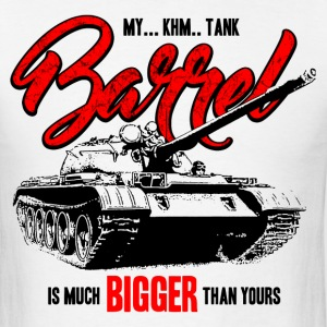 world of tanks tribute T-Shirts - Men's T-Shirt