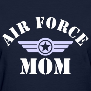 Air Force Mom Women's T-Shirts - Women's T-Shirt