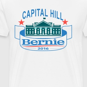 bernie_sanders_capital_hill - Men's Premium T-Shirt