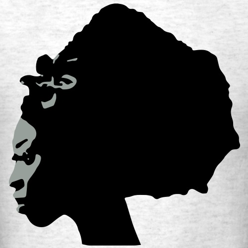 african lady afro pride