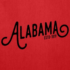 Alabama Script - Tote Bag