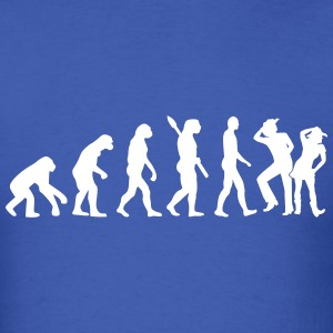 Evolution Line dance T-Shirts - Men's T-Shirt