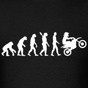 Evolution Motocross T-Shirts - Men's T-Shirt