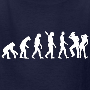 Evolution Line dance Kids' Shirts - Kids' T-Shirt