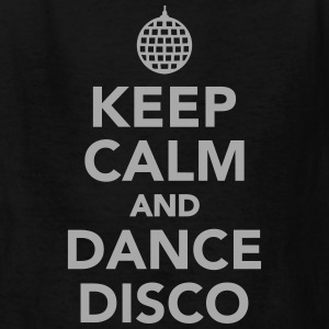 Keep calm and disco dance Kids' Shirts - Kids' T-Shirt