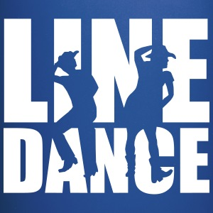 Line dance Mugs & Drinkware - Full Color Mug