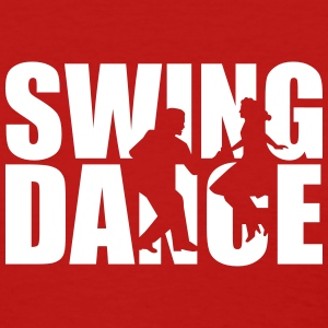 Swing dance Women's T-Shirts - Women's T-Shirt