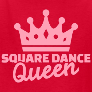 Square dance queen Kids' Shirts - Kids' T-Shirt