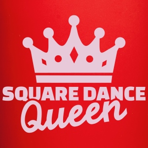 Square dance queen Mugs & Drinkware - Full Color Mug