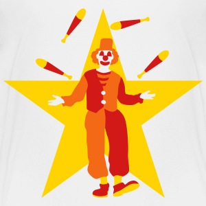 clown_032016c_3c Kids' Shirts - Kids' Premium T-Shirt