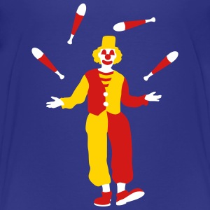 clown_032016a_3c Kids' Shirts - Kids' Premium T-Shirt