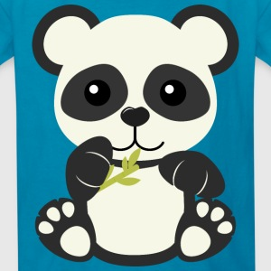 Kawaii Cute Panda Bear Cub - Kids' T-Shirt