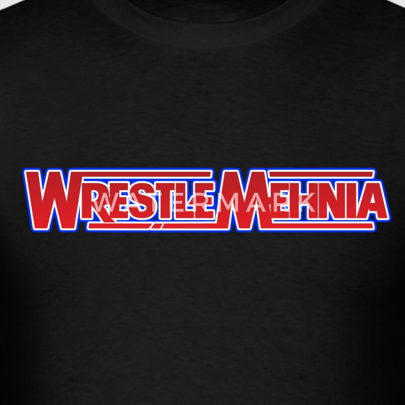 WrestleMEHnia - Men's T-Shirt