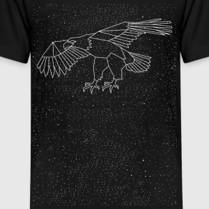 Eagle Constellation Kids' Shirts - Kids' Premium T-Shirt